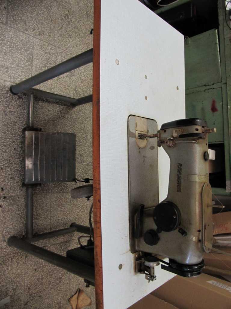 Seznamovací šicí stroje podle výrobního čísla